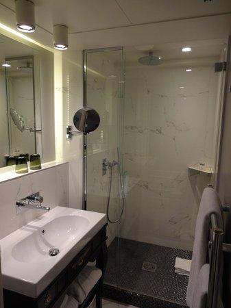 La Maison Favart: Great shower