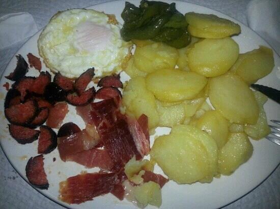 Canar, Ισπανία: plato alpujarreño