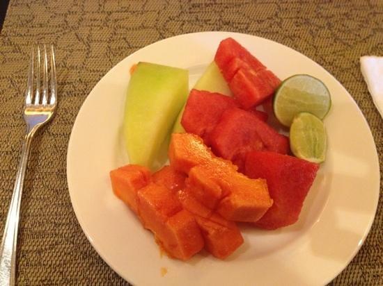 Discovery Kartika Plaza Hotel: fruit