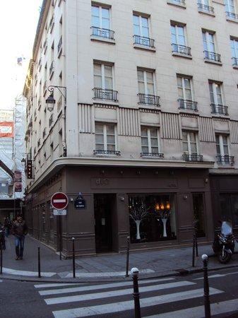 Hotel Duo: Hotel Exterior