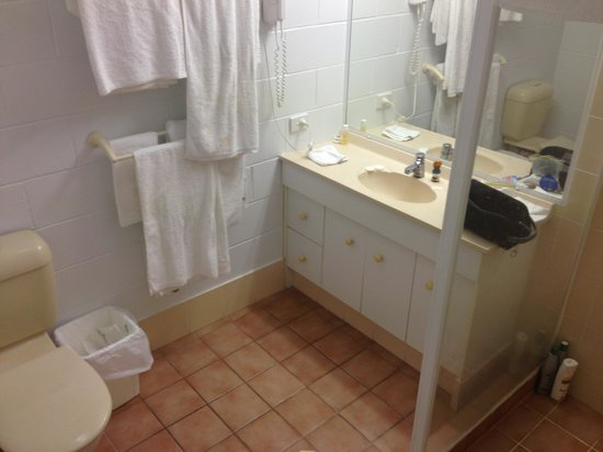 Cedar Lake Country Resort: Bathroom/ toilet