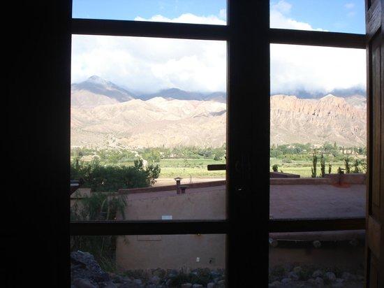 Cerro Chico: Desde la cama se ve esta belleza
