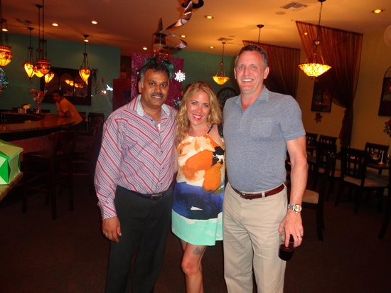 Southern Spice: such friendly people
