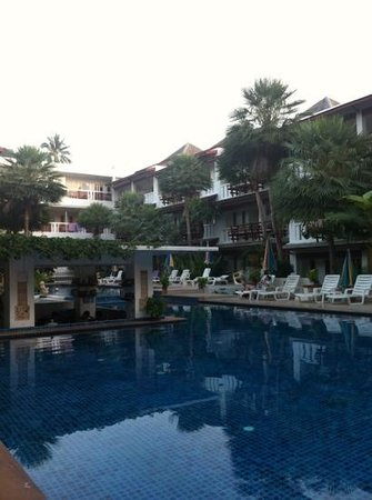 Koh Tao Montra Resort & Spa: piscine