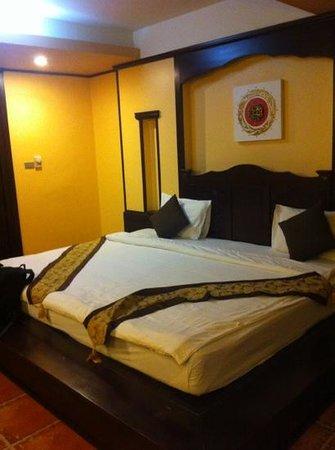 Koh Tao Montra Resort & Spa: le lit géant