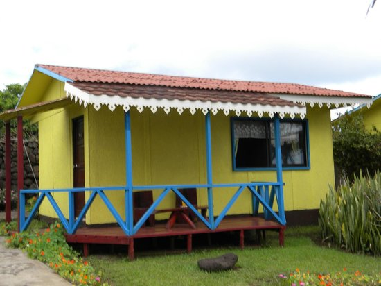 Tadeo & Lili Guest House: My Bungalow