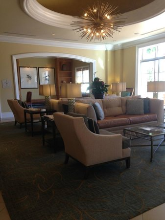 Four Seasons Residence Club Aviara, Carlsbad Ca.: Meadows clubhouse