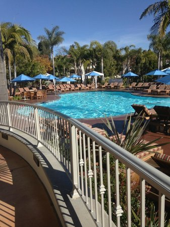 Four Seasons Residence Club Aviara, Carlsbad Ca.: Meadows pool