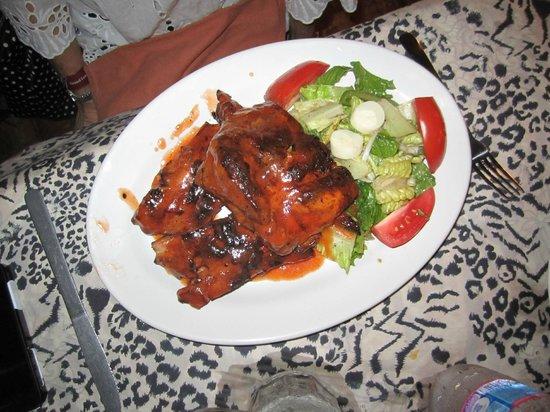Fajita Republic: BBQ ribs