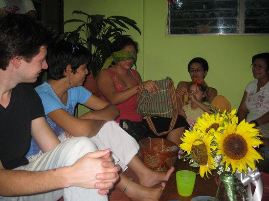 Matagalpa Spanish School: Tuesday's activity: Nicaraguan food tasting