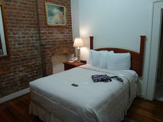 Prytania Park: My hotel room