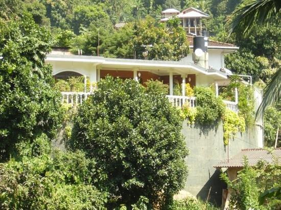 Kandy Greenview Hotel:                   paradise