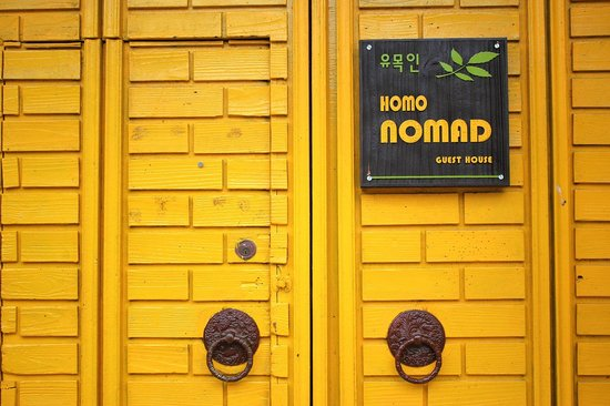 Homo nomad Guesthouse: Exterior
