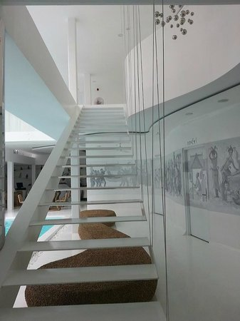 Le Blanc Boutique Hotel : stairway