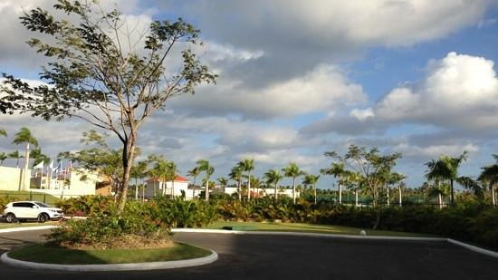 NH Punta Cana: The look from the entrance
