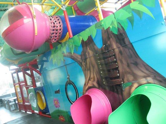 McDonald's: The play room