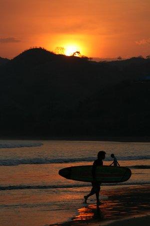 Eco Venao: Sunset