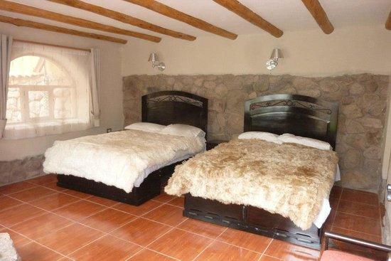 La Capilla Lodge: Chicon Room