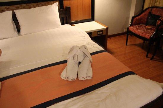 Hotel De Moc: 部屋