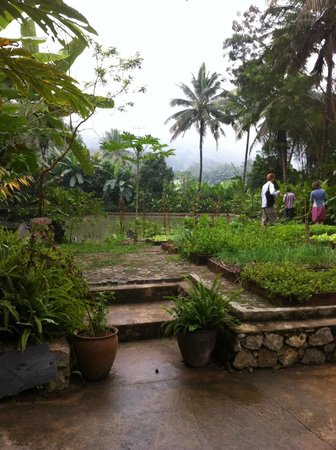 Tamarind Cooking Courses:                   A beautiful setting for a cooking class