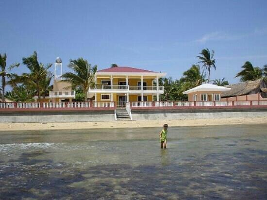 Samar Island, Philippinen: Villa Amor