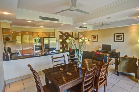 Paradise Links Resort Port Douglas: Typical 3 Bed Villa