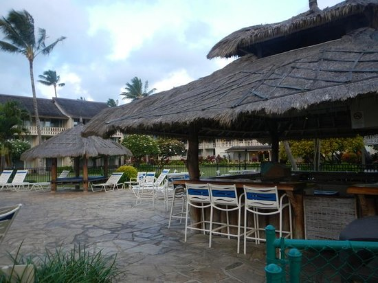 Aston Islander on the Beach: Tiki bar