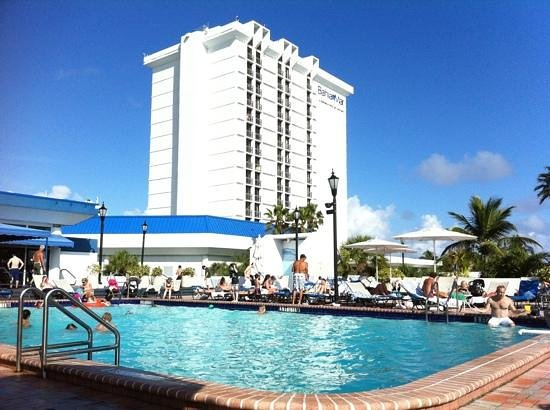 Bahia Mar Fort Lauderdale Beach - a Doubletree by Hilton Hotel: pool