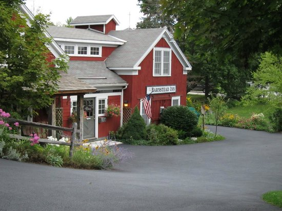 The Barnstead Inn: Beautiful Barnstead in Vermont