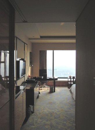 Sheraton Zhongshan Hotel: entry