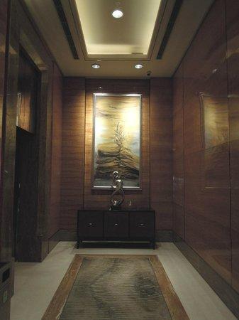 Sheraton Zhongshan Hotel: lobby