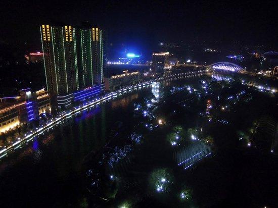 Sheraton Zhongshan Hotel: river view