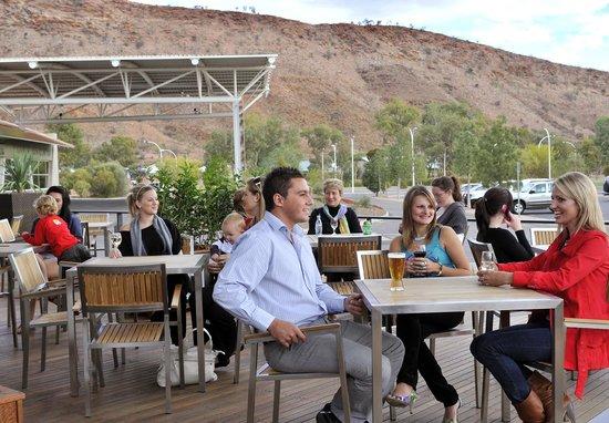 Juicy Rump Alice Springs