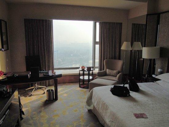 Sheraton Zhongshan Hotel: bedroom