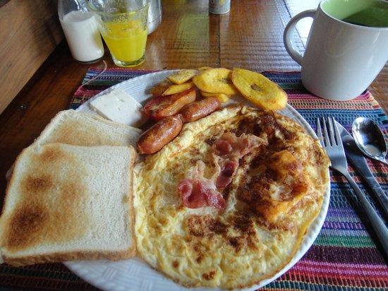 Villagio Verde: Omelette