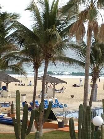 Posada Real Los Cabos : view from the room