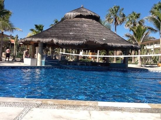Posada Real Los Cabos: pool bar