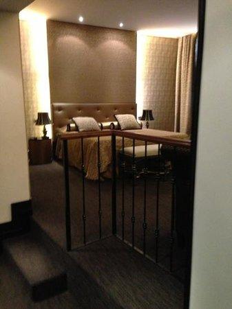 Aqua Palace Hotel: suite