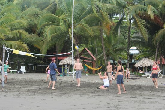 Pelican Hotel: Beach Volleyball