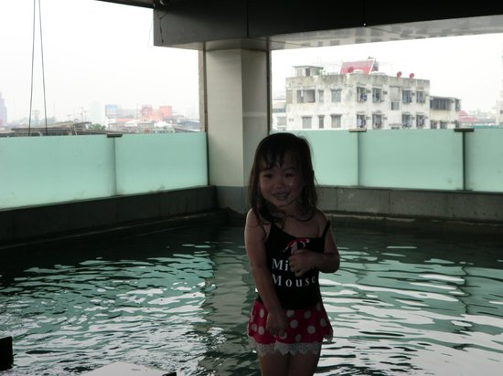 Bangkok City Hotel: swimming Pool