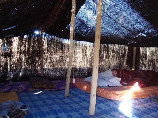 Auberge Africa: ma tente