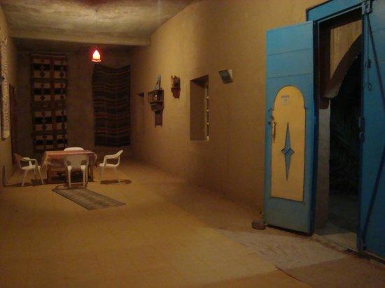 Auberge Africa: Hall d'entrée