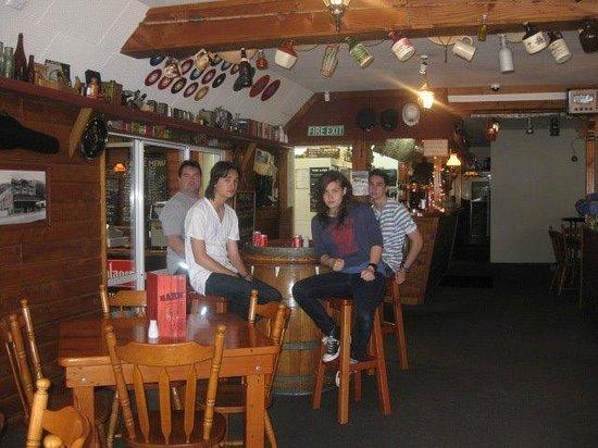 DA's Barn Restaurant & Bar: here we are at the barn cafe :)