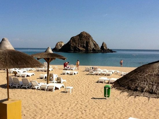 Arabian Adventures: Sandy Beach Resort, Fujairah