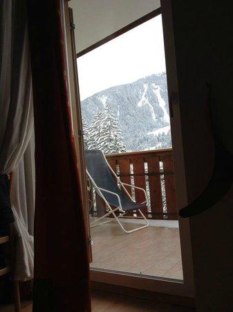Hotel ai Zirmes: Vista Ai Zirmes