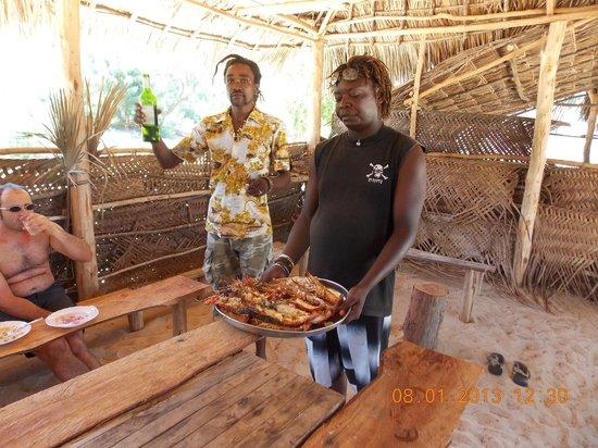 Jumbo Watamu: escursione spiaggia dorata con charo