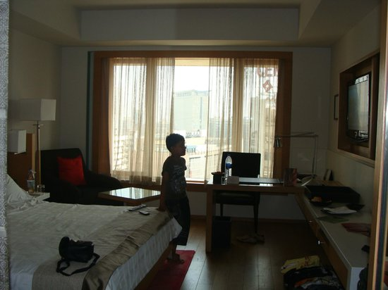 Trident, Nariman Point: Room