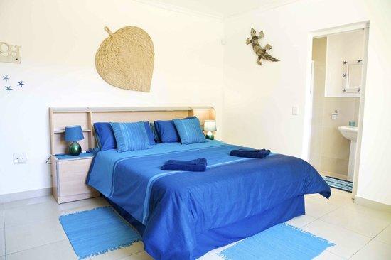 Cap Ou Pas Cap Guesthouse: bue ocean room