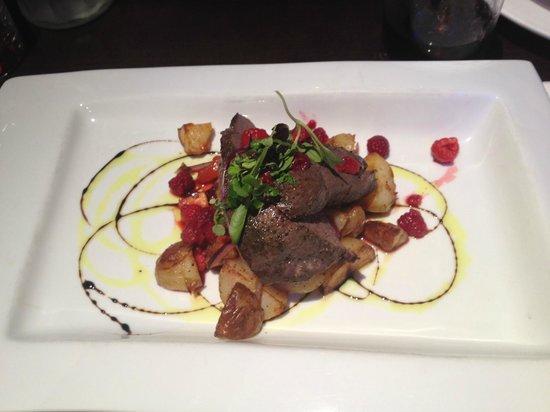 Seismic Gastrobar: Gorgeous food!