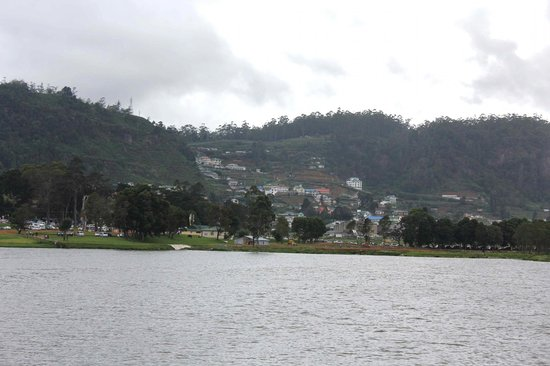 Janmik Holiday Resort: View of the Town
